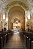 Altar Holy Hill, Hubertus, Wisconsin Royalty Free Stock Photo