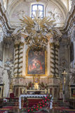 Altar In Church Royalty Free Stock Images