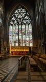 Altar maggiore B della cattedrale di Ripon Fotografia Stock Libera da Diritti
