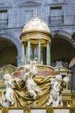 Altar maggiore, centro del presbyterate, tabernacolo confinato Immagine Stock Libera da Diritti