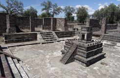 altar Meksyku teotihuacan Fotografia Stock