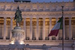 Altar of the Motherland, Rome Stock Photography