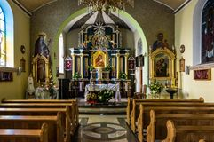 Free Altar Of Sanctuary Stock Photography - 110324792