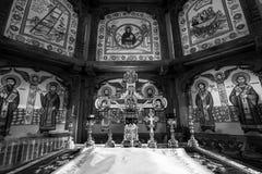 Altar ortodoxo Imagem de Stock Royalty Free