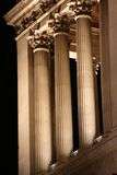 Altar Roma de la patria del templo Fotos de archivo