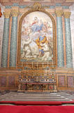 An Altar in Rome Royalty Free Stock Photo