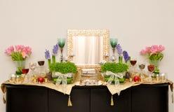Altar sagrado ou santuário Foto de Stock