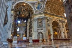 altar san Pedro Imagenes de archivo