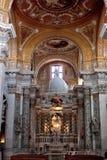Altar Santa Maria Assunta, I Gesuiti, Venice, Italy royalty free stock photos