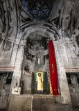The altar of St. Grigor Church of the eleventh century in the mo Stock Images