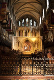 Altar of St. Patrick's Cathedral Stock Photo