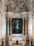 Altar von Fatima Stockfotografie