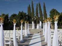 Altar Walkway Stock Photo