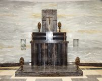 Altar, the war monument, Montello Stock Photography