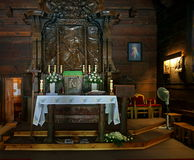 Altar. Stock Photography