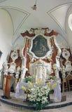 Altare Fotografie Stock Libere da Diritti