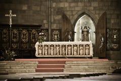 Altare Fotografie Stock