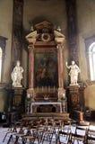 Altare alla basilica Santa Maria della Steccata, Parma Fotografia Stock Libera da Diritti
