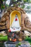 Altare alla nostra signora della valle nel Venezuela Fotografia Stock