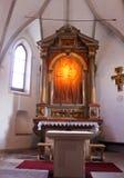 Altare antico Immagini Stock