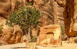 Altare antico Fotografia Stock Libera da Diritti