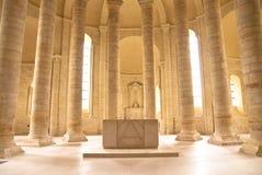 Altare av abbeyen Royaltyfri Bild