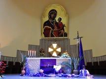 Altare av fastlagen Fotografering för Bildbyråer