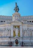 Altare av fatherlanden Royaltyfri Fotografi