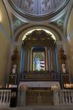 Altare av Mary, beskyddandet av Puerto Rico Royaltyfri Foto