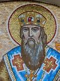 Altare av St Athanasius Arkivfoton