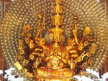 Altare buddista Fotografia Stock