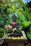 Altare buddista su Bali Immagini Stock Libere da Diritti