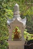 Altare buddista in Tailandia Immagine Stock Libera da Diritti