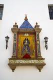 Altare a Cadice Fotografia Stock Libera da Diritti