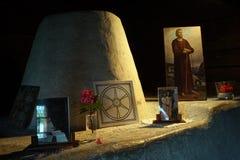 Altare in casa Fotografia Stock Libera da Diritti