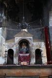 Altare in chiesa arminiana Immagine Stock
