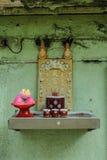 Altare cinese Fotografie Stock Libere da Diritti