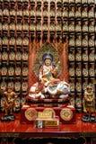 Altare cinese Fotografia Stock