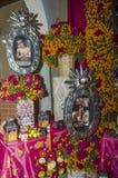 Altare d'offerta tradizionale Fotografie Stock Libere da Diritti
