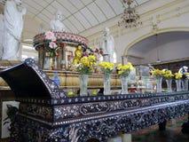 Altare del buddista di Mahayana Immagine Stock Libera da Diritti