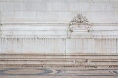 Altare del dettaglio della patria Fotografia Stock