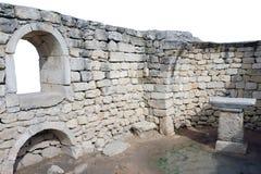Altare del Greco classico Fotografia Stock Libera da Diritti