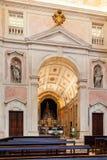 Altare del Igreja da Conceicao Velha o vecchio la nostra signora della chiesa di concezione Fotografia Stock