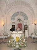 Altare del mausoleo di Marasesti Fotografia Stock Libera da Diritti