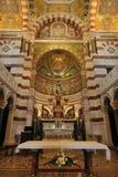 Altare del Notre Dame de la grade Immagini Stock