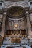 Altare del panteon Fotografie Stock Libere da Diritti