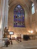 Altare del San-Jean-de-Malte Immagine Stock Libera da Diritti