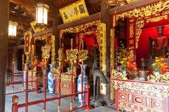 Altare del tempio di letteratura Immagini Stock Libere da Diritti