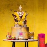 altare del Via-lato Fotografia Stock