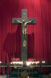 Altare dell'incrocio di Gesù Immagine Stock Libera da Diritti